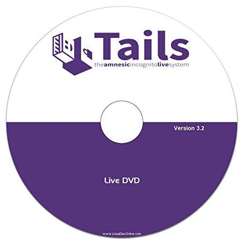 Tails 3.5 Linux - Live-Install