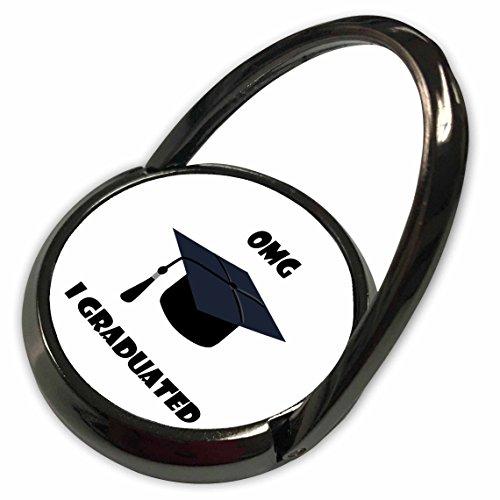 3dRose Florene Graduation - Humorous Graduation Message - Phone Ring (phr_161218_1) -