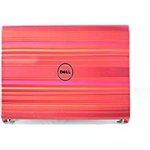 "New Dell Studio 1555 1557 1558 15.6"" LCD Back Cover Lid Top With Hinges R270N"
