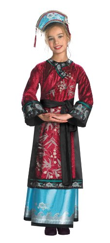 Deluxe Girls Empress Elizabeth Costume - Teen 14-16