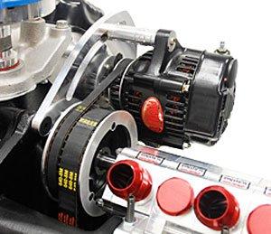 KRC Power Steering KRC 40970000 Bell Housing Mount (Alt. Brckt Kit for Dry Sump)