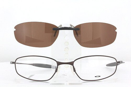 f9439bc0bac Amazon.com  OAKLEY WHISKER-OX3107-55X18 CLIP-ON (Frame NOT Included)   Health   Personal Care