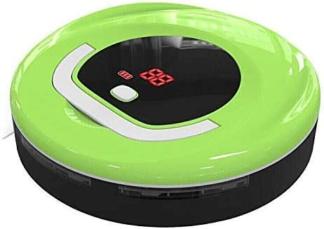 FD-RSW (C) Robot Nettoyeur de Machine de Balayage Domestique Intelligent (Vert) Vert (Couleur: Rouge) Green