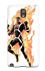 Nathan Tannenbaum's Shop Hot Human Torch Tpu Case Cover Compatible With Galaxy Note 3