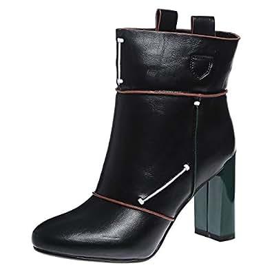 Baldi London Black Heel Boot For Women