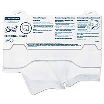 Scott 07410ct Personal Seats Sanitary Toilet Seat Covers