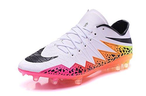 Herren HYPERVENOM PHANTOM Premium II FG Rainbow Fußball Schuhe Fußball Stiefel