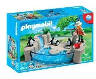 Game / Play Playmobil Penguins, ambulance, playmobil, shop, plane, safari, penguin, store, toys, direct, baby Toy / Child / Kid