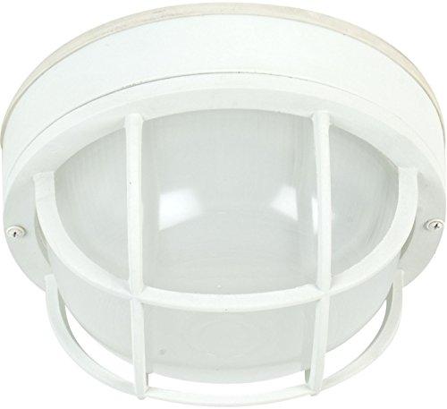 Craftmade Z395-04 One Light Flushmount
