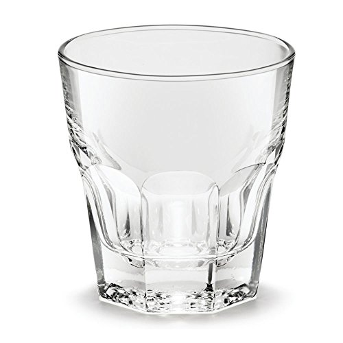 Libbey Glassware 15240 Gibraltar Cooler Glass, Duratuff, 8 oz. (Pack of -