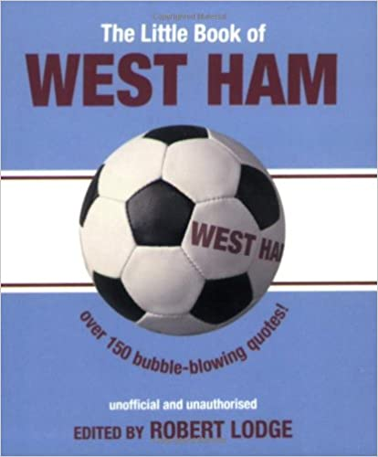 Book The Little Book of West Ham
