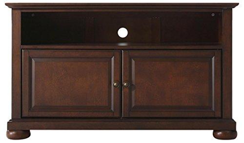 (Crosley Furniture Alexandria 42-inch TV Stand - Vintage Mahogany)