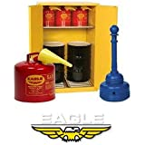 Eagle 1968G Self Closing Adapter Kit, For 6110 Flammable Storage Safety Cabinet