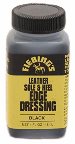 Fiebings Sole And Heel Edge Dressing Black