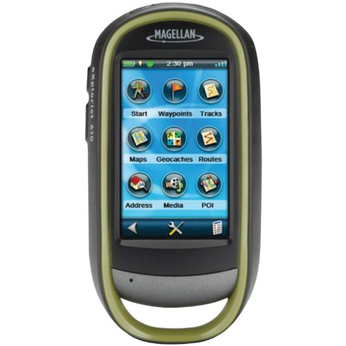 Magellan eXplorist 610 Waterproof Hiking GPS