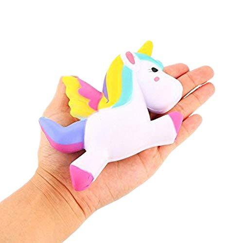 Kutzi Mutzi Squishy Kawaii Cream Scented Squishies Slow Rising Decompression Squishy Toys Children Simulation Cute Unicorn Toy