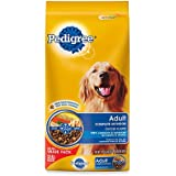 PEDIGREE Adult Complete Nutrition Roasted Chicken, Rice & Vegetable Flavor Dry Dog Food 46.8 Pounds