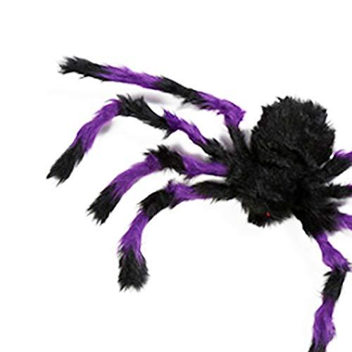 Les les maison Fausse accessoires de bars hantés pour d'Halloween araignée rwr7Tq