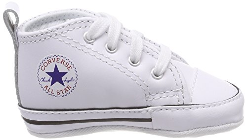 88875 Star First Converse Unisex Bianco Sneaker bambino zFwOqxOpE