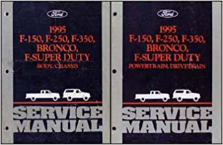 chilton manual 1995 ford f150