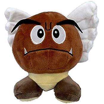 "Super Mario Bros Paragoomba Plush All Star Collection 5.5/"" Little Buddy Toys"