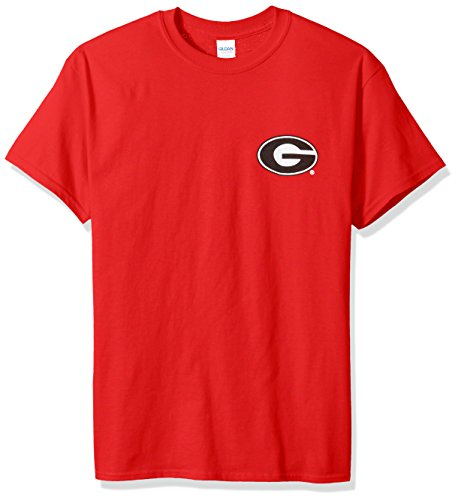 NCAA Georgia Want To Yell Short Sleeve Shirt