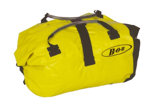 BOB Waterproof Dry Sak for Yak and Ibex Bike Trailers, Yellow by BOB
