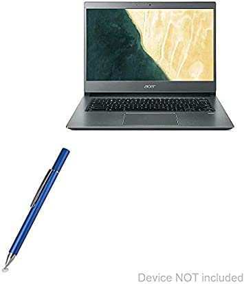 Broonel Grey Rechargeable Fine Point Digital Stylus Compatible with The/Acer Chromebook 714 14