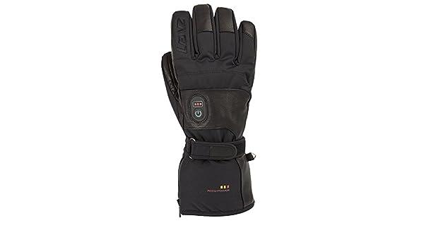 LENZ Hombre - Guantes calefactables Heat Gloves 1.0 Negro Negro Talla:Medium: Amazon.es: Deportes y aire libre