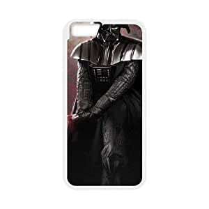 Darth Vader Ready for Action iPhone 6 4.7 Inch Cell Phone Case White Protect your phone BVS_772178