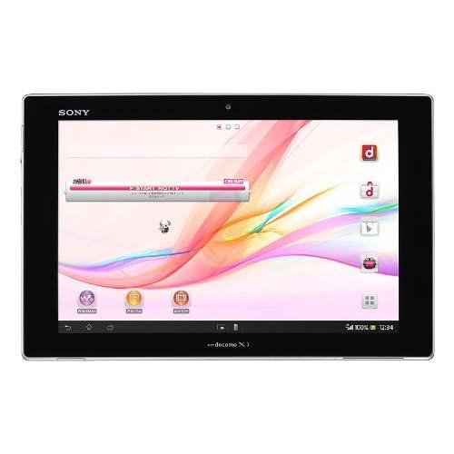 Xperia Tablet Z(SO-03E)docomo