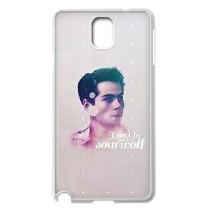 Samsung Galaxy Note 3 Phone Case Teen Wolf Stiles Stilinski Case Cover UI8U918765