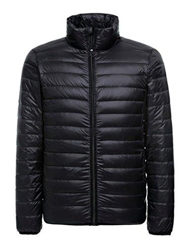 Zshow Men S Ultra Light Packable Down Puffer Jacket Buy