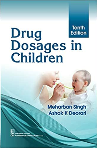 Drug Dosage in Children, Tenth Edition - Original PDF