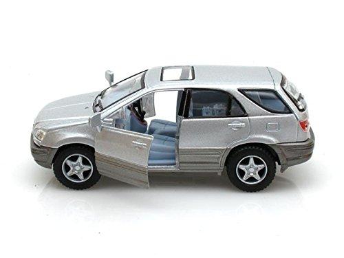 Amazon.com: Lexus RX300 1/36 plata: Toys & Games