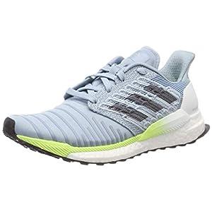 Adidas SolarBoost Gris | Zapatillas Mujer