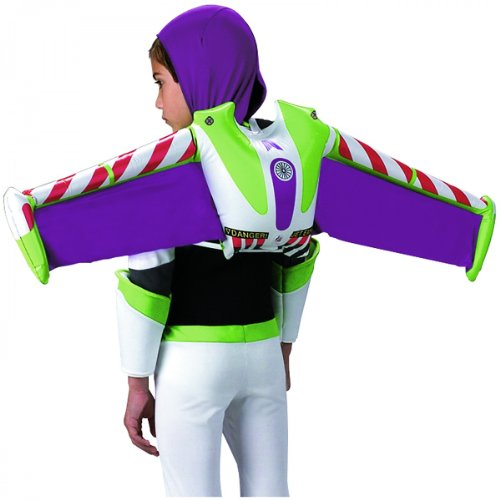 Buzz Lightyear Jet Pack,One Size (Buzz Lightyear Costumes For Boys)
