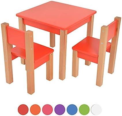 2 3 Kindertisch TlgSetSitzgruppe Aus Mit Stühle Kinder Für 7yIbgmf6Yv