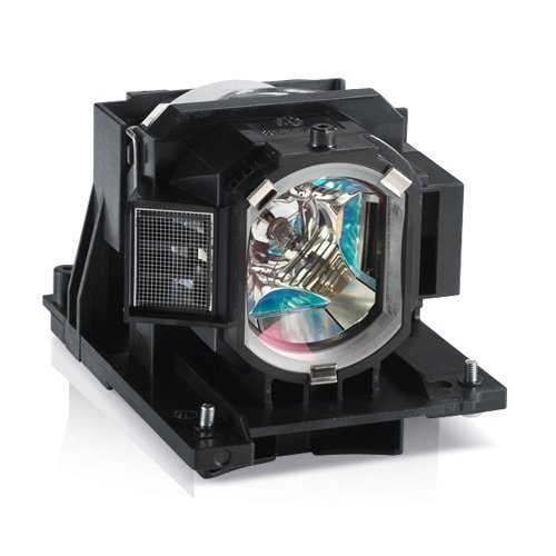 QueenYii SP-LAMP-064 Compatible for INFOCUS IN5124 Replacement Projector Lamp with bulb inside
