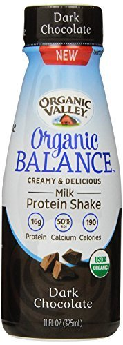 ORGANIC VALLEY MILK SHAKE BALANCE DRK CH, 11 OZ by Organic Valley