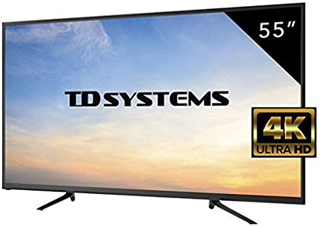 Televisores led 4K Ultra HD 55
