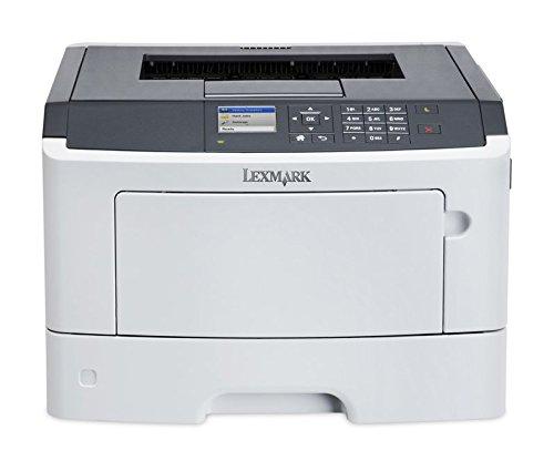 Lexmark MS415dn Compact Laser Printer, Monochrome, Networking, Duplex Printing