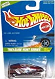 Hot Wheels - Limited Edition Treasure Hunt Series (1997) - GM Lean Machine - #5 of 12 Car Series - Collector #582