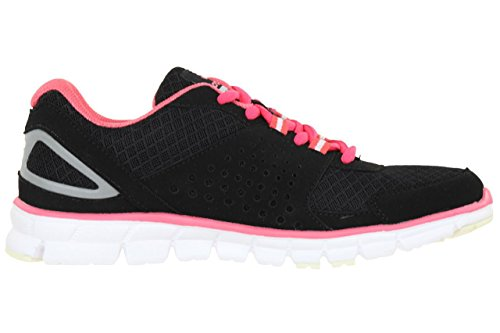 Lotto Ease Runner SP W Running Trainers Running women fitness Schwarz