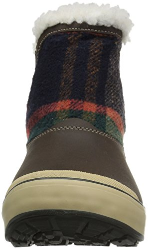 Keen Elsa Chelsea Wp, Zapatos de High Rise Senderismo para Mujer Marrón (Coffee Bean Wool)