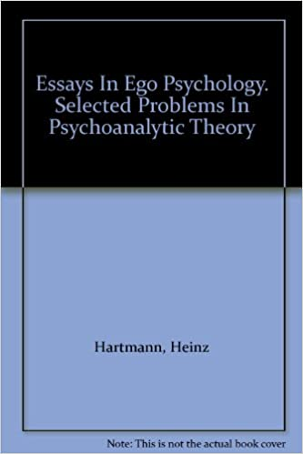 Good English Essays Examples Essays In Ego Psychology Selected Problems In Psychoanalytic Theory Heinz  Hartmann Amazoncom Books Examples Of Good Essays In English also Persuasive Essay Thesis Statement Essays In Ego Psychology Selected Problems In Psychoanalytic Theory  Topics For High School Essays