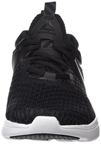 White Coal Pewter Gris Steel Run Homme Reebok Running Fire Entrainement Chaussures Black Astroride de Noir 6xU7W1av