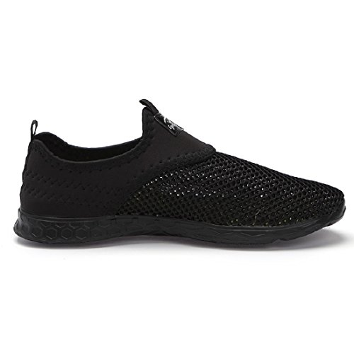 Aqua Perfect Lightweight Case on Men's Quick All for Shoes Waterproof Water Black Match Women's 057cu Phone Slip Mesh eyeones Drying YwnPxgaqqE