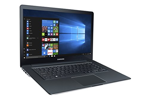 "Price comparison product image Samsung ATIV Book 9 Pro 15.6"" 4K Ultra HD Touch-Screen Laptop - Intel Core i7-6700HQ - 8GB Memory - 256GB SSD - NVIDIA GTX 950M - Pure Black"