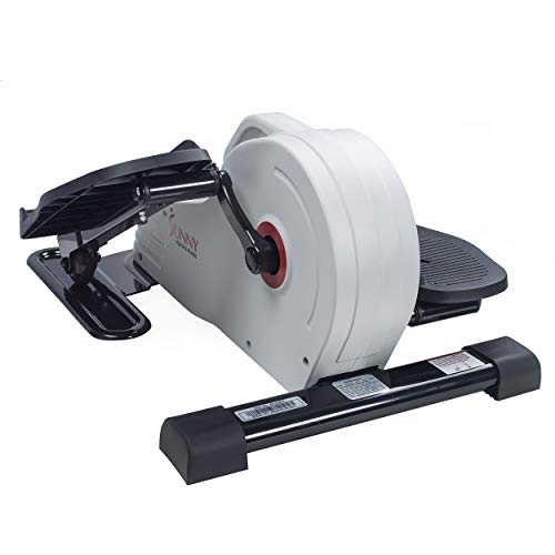 Sunny Health & Fitness Fully Assembled Magnetic Under Desk Elliptical - SF-E3872 by Sunny Health & Fitness (Image #12)